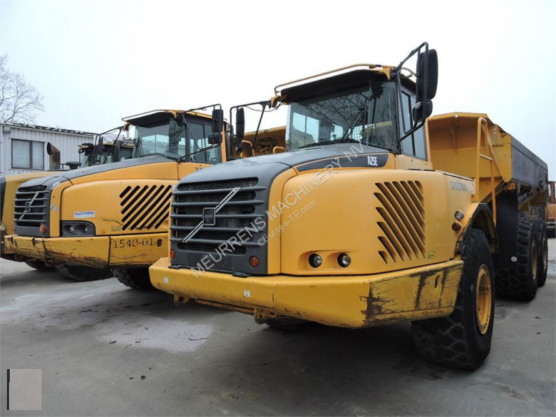 Tombereau Volvo A25D