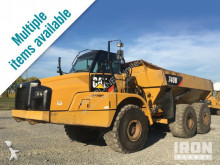 dumper Caterpillar 740B