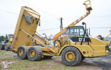 Caterpillar dumper