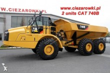 Caterpillar 740B ARTICULATED HAULER DUMPER CATERPILLAR CAT 740B