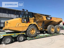 Dumper Caterpillar