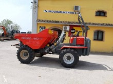 Neuson articulated dumper
