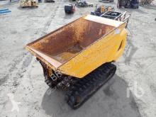 JCB track dumper