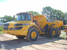 Volvo articulated dumper