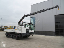 Bergmann 4010 T with Hiab Load Crane