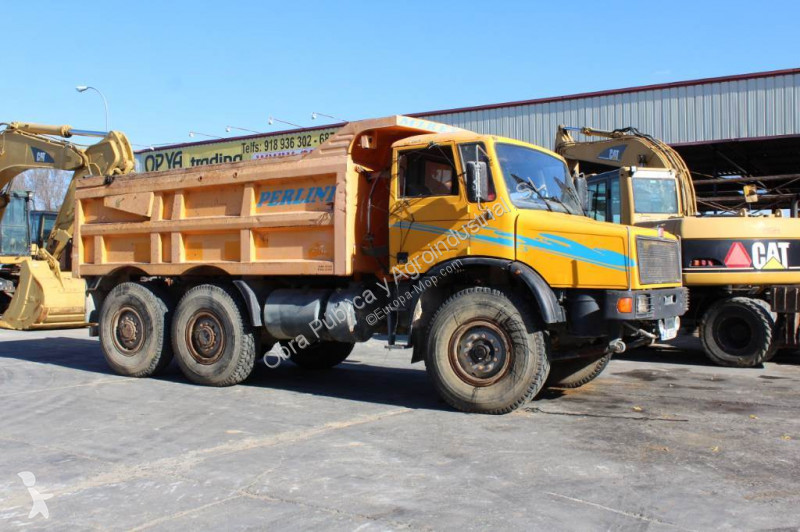 View images Perlini 131.33 dumper