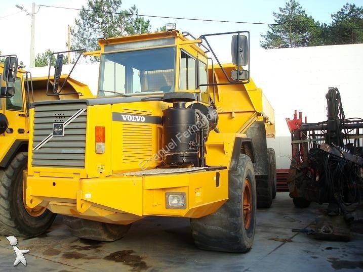 Used Volvo A 30 C 6x6 articulated dumper A30 C 6x6 - n°873900
