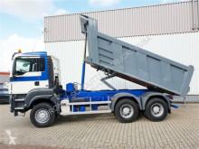 Voir les photos Camion MAN 33.480 6x6 BB 33.480 6x6 BB, Meiller Mulde, 2x Vorhanden!