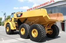 View images Caterpillar ARTICULATED HAULER DUMPER CATERPILLAR CAT 740B dumper