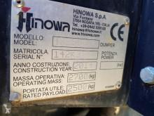 gebrauchter Hinowa Raupendumper TX 2500 - n°2922868 - Bild 5