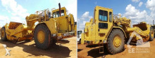 Caterpillar 621F scraper