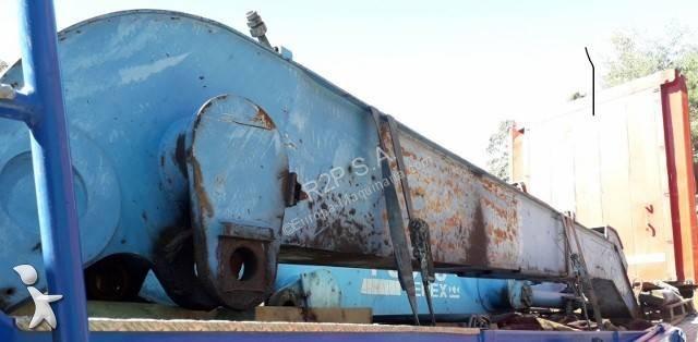 Terex FUCHS. MHL340. scraper