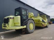 Caterpillar wheel tractor scraper - scraper
