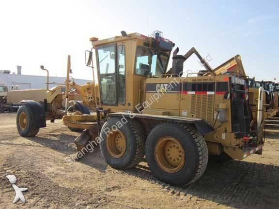 Vedeţi fotografiile Greder Caterpillar Used CAT 143H Motor Grader