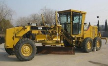 niveleuse Caterpillar USED CAT 140K MOTOR GRADER WITH RIPPER