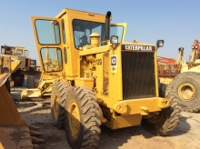 niveleuse Caterpillar USED CAT 12G 14G 140G MOTOR GRADER