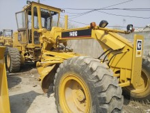niveleuse Caterpillar USED CAT MOTOR GRADER 140G WITH RIPPER occasion - n°1252203 - Photo 1