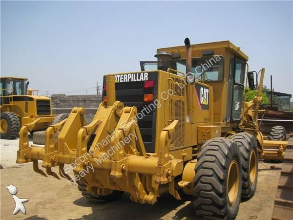 Caterpillar Used CAT 140G 140H 140K 120H 14G 12G Grader grader