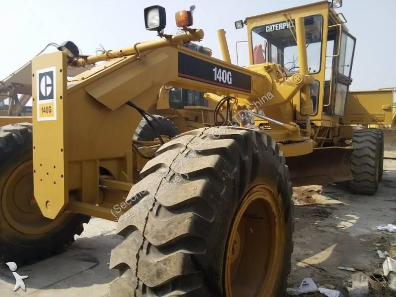 Greder Caterpillar Used CAT 140G 140H 140K 120H 14G 12G Grader