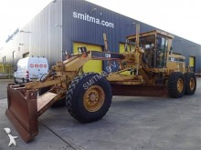 Caterpillar 12H w ripper ant front blade grader