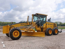 niveleuse Volvo G960 + RIPPER,PERFECT CONDITION