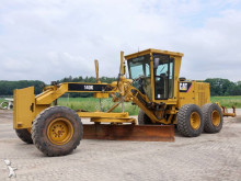 niveleuse Caterpillar 140K incl. Ripper & Pushblock (Excellent condition
