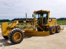 Caterpillar 140K + RIPPER + PUSHBLOCK (EXCELLENT CONDITION!) Grader