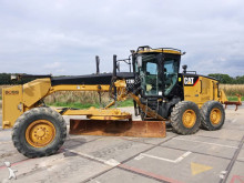 niveladora Caterpillar 12M VHP PLUS (RIPPER + PUSHBLOCK)