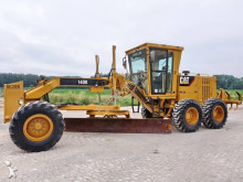 niveladora Caterpillar 140K + RIPPER + PUSHBLOCK (EXCELLENT CONDITION!)