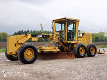 niveladora Caterpillar 120K + RIPPER + PUSHBLOCK