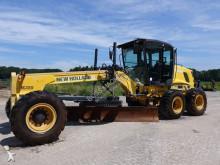 New Holland RG200B + RIPPER + PUSHBLOCK Grader