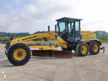 New Holland F156.6 + RIPPER + PUSHBLOCK Grader