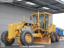niveladora Caterpillar 12K Ripper and pushblock - Product status report