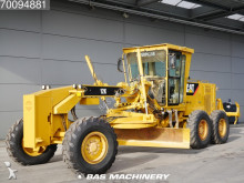 Caterpillar 12K Pushblock/Ripper - CAT product status report grader