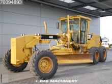greder Caterpillar 140K CE machine - CAT product status report