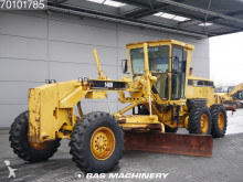Caterpillar 140H Pushblock and Ripper Grader