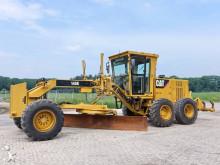 greder Caterpillar 140K + RIPPER + PUSHBLOCK (Excellent condition)