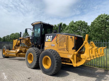 livellatrice Caterpillar 14M with CE and EPA