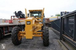 greder Caterpillar CAT 140H + 6 new tires + 7000 h
