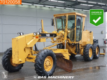 grader Caterpillar 140H Pushblock - Ripper - Grader