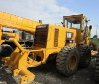 niveleuse Caterpillar USED MOTOR GRADER CAT 120H WITH RIPPER occasion - n°1212350 - Photo 2