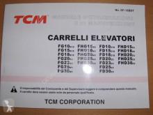 TCM FD20-25-30Z5 Manuale per Operatore
