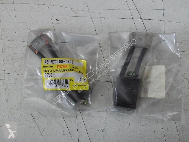 Ricambio per mezzi di movimentazione  TCM FB30H3  BRUSH Drive Motor code AB-MT7100-1301