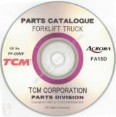 TCM FA15D Part Manual