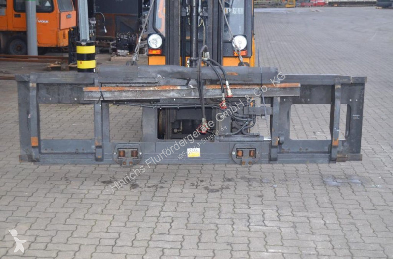 Części do wózków podnośnikowych Kaup Attache rapide  pour chariot élévateur  Seitenschieber