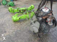 piezas manutención motor usada