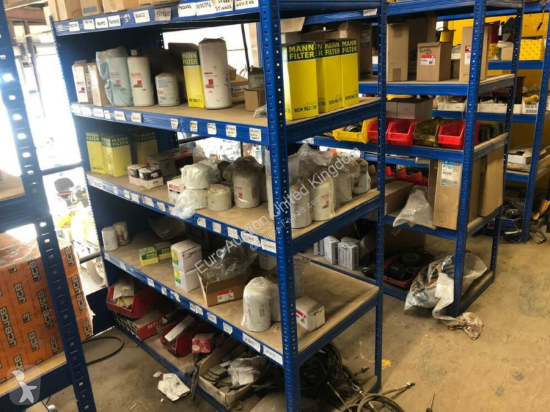 View images Nc Racking c/w Contents handling part