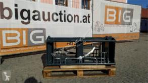 ricambio per mezzi di movimentazione Faucheux Adapter mit Euro Aufnahme