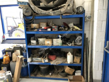 n/a 5` Racking c/w Contents handling part