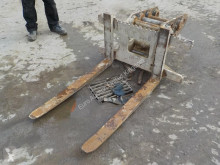 n/a Pallet Forks 65/80mm Pin to suit 13/20 Ton Excavator handling part